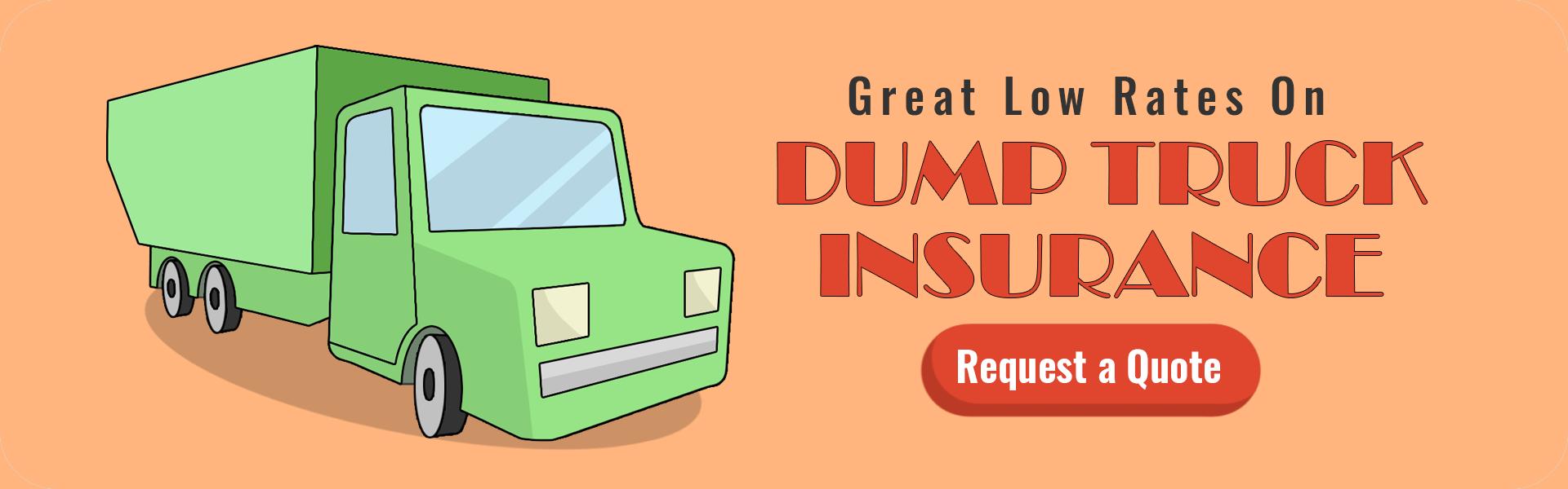 Arizona Dump Truck Insurance