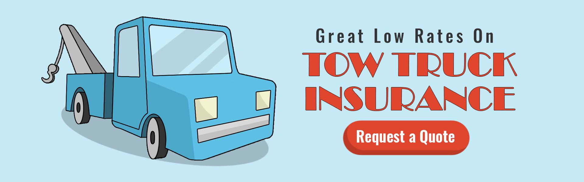 Arizona Tow Truck Insurance